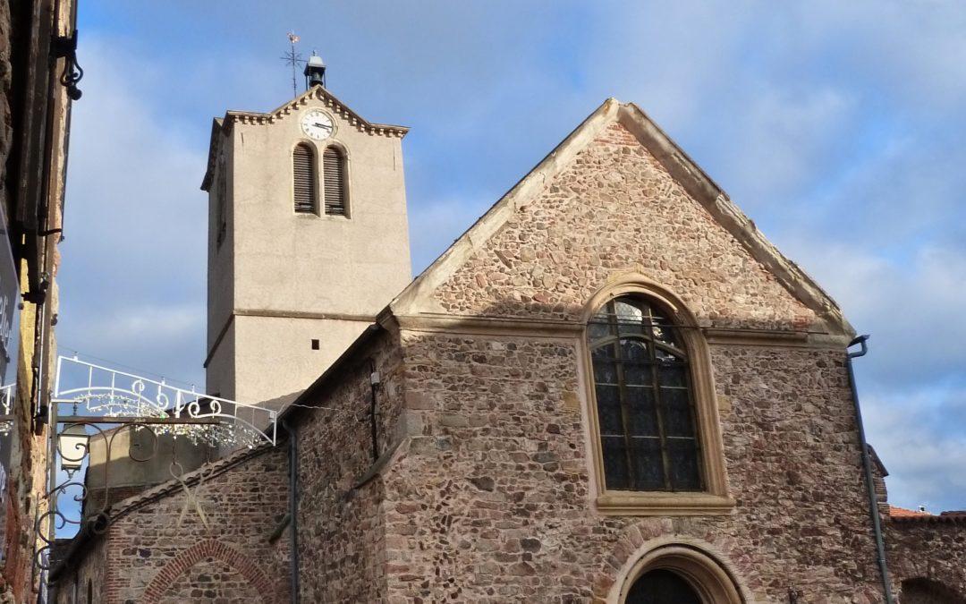 Prière personnelle à l'église
