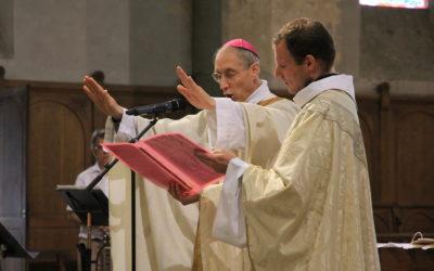 Ordination diaconale d'Amaury et Adrien